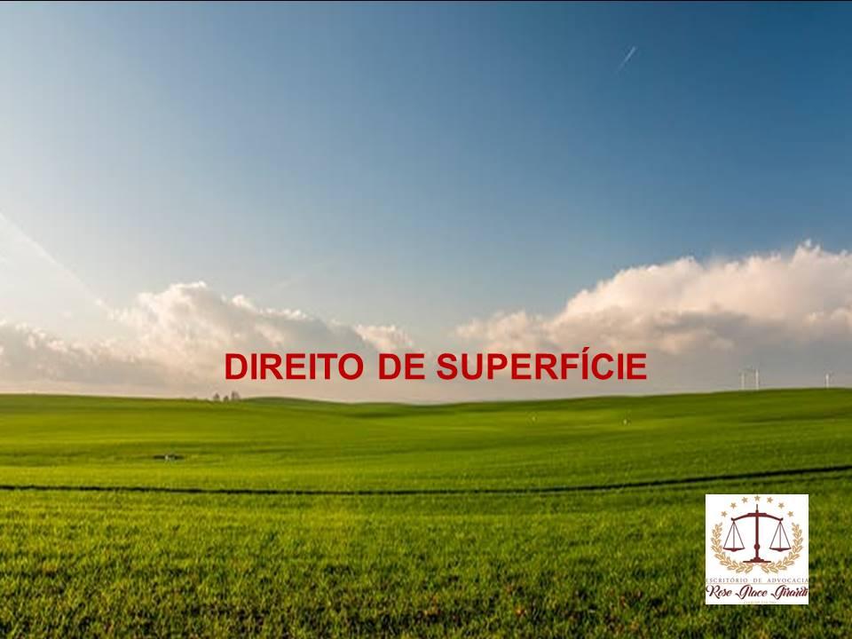DIREITO DE SUPERFICIE