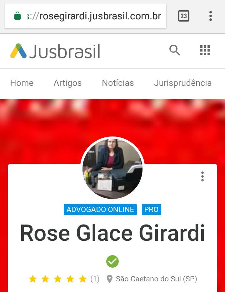 Rose Glace Girardi - Advocacia